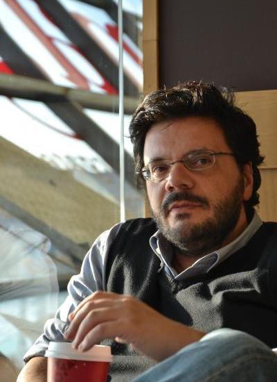 Rencontre littéraire avec Antonio Menna