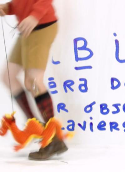Bibilolo : Opéra de chambre pour objets manipulés et claviers électroniques