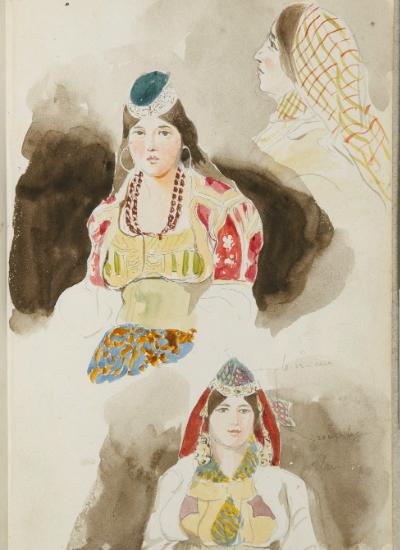Voyage au Maroc (extrait) - Eugène Delacroix (1832)