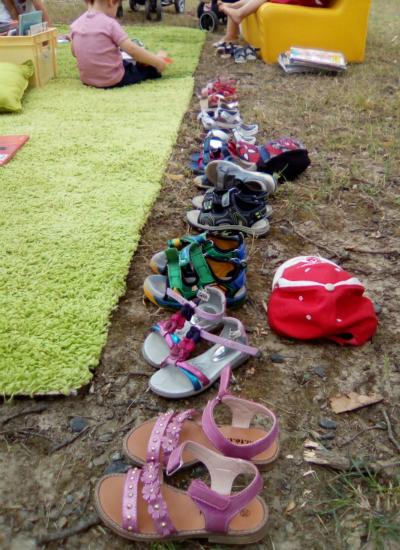 ANNULE : Partir en livre au Petit bois