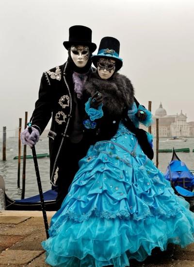 La magie du carnaval de Venise