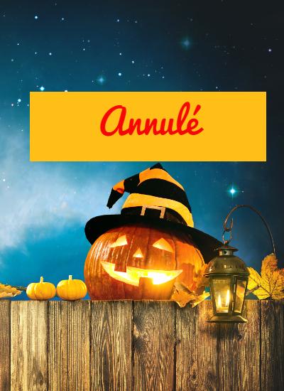 Halloween au Moulin !