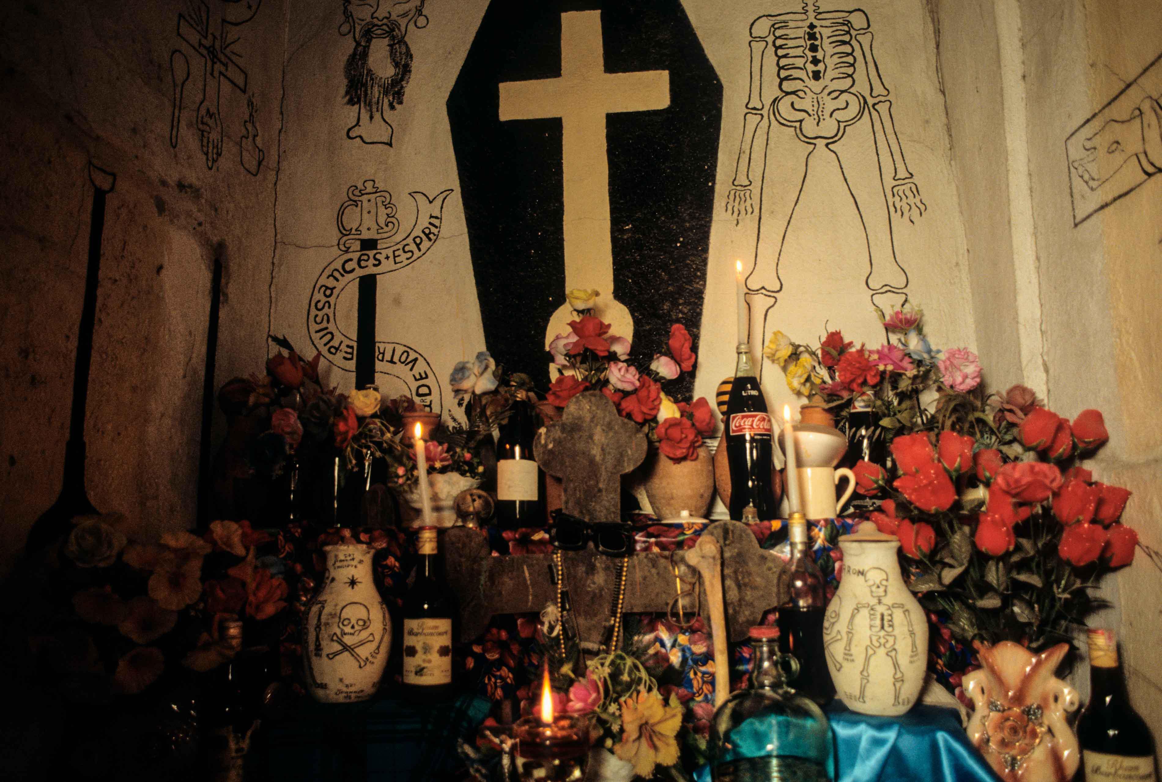 Funérailles: Là où...