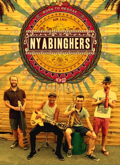 Mr. Leu & the Nyabinghers