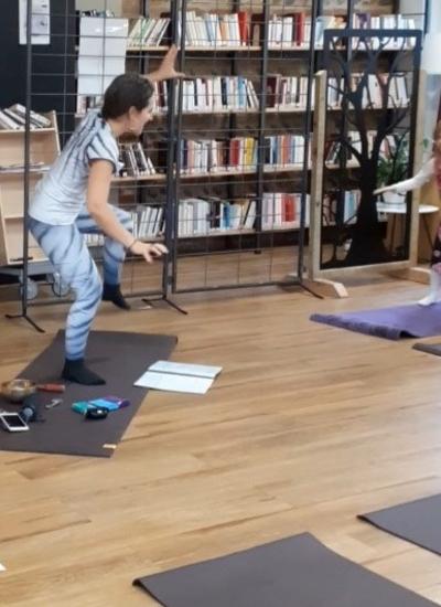Atelier découverte : Méditation parents/enfants