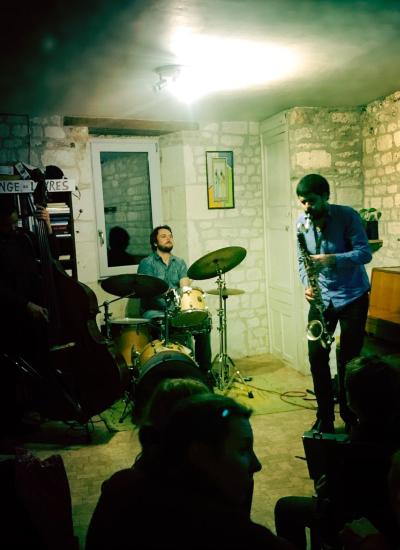 Kazbak ! : Klezmer des temps modernes