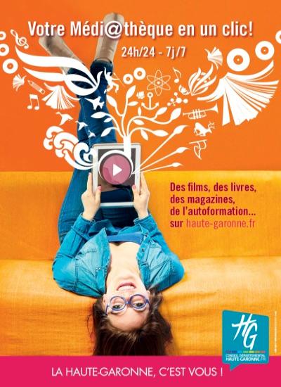 La Médi@thèque numérique