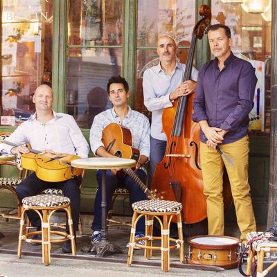 Mystère Trio Quartet