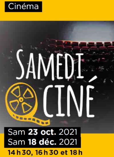 Samedi ciné : Automne 2021